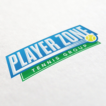logo design tennis player training sport ball tennisball tshirt raquet